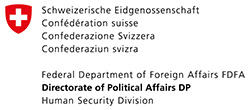 Swiss Federal Department of Foreign Affairs DFDA